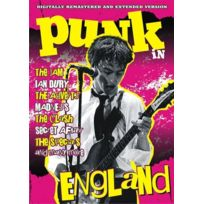 Odeon Entertainment - Punk In England IMPORT Dvd - Edition simple