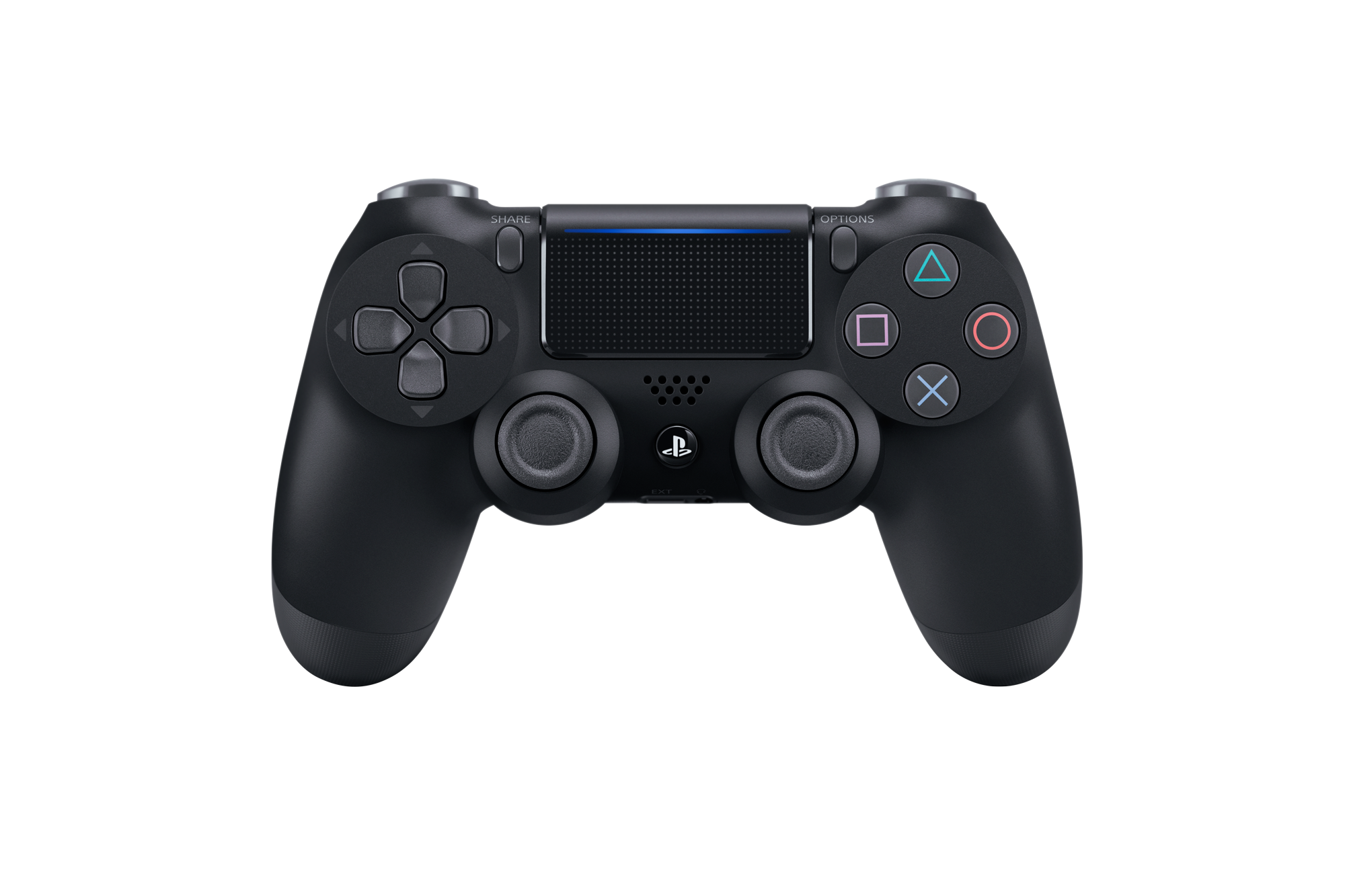 Dual Shock 4 V2 - Manette PS4 Noire