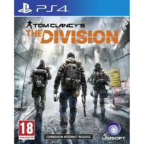 UBISOFT - The Division PS4 - Version VF