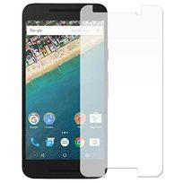 Cabling - Vitre de protection transparente pour Google/LG Nexus 5X Qualité Supérieure Ultra Résistante en véritable Verre Trempé Durete 9H Inrayable, Anti-Poussière et Anti-Choc
