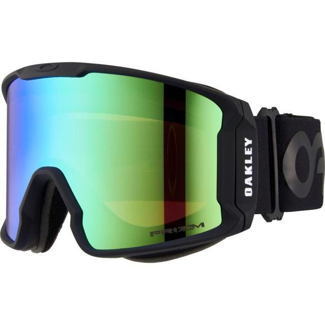 Oakley - Line Miner - Lunettes de protection - vert noir - pas cher ... 461e93254fda