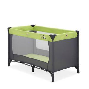 Alinéa - Youpi Lit bébé parapluie vert et gris 65x125cm - pas cher ...