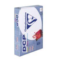Clairefontaine - Ramette de papier mat Dcp A4 80 gr blanc - 500 feuilles