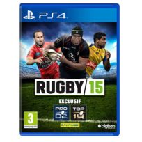 Bigben - Interactive - Ps4 Rugby 15