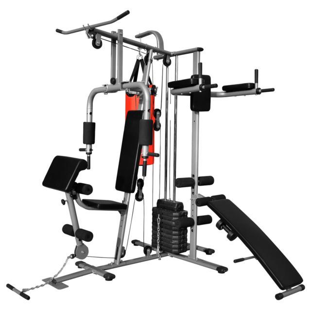 Rocambolesk Superbe Appareil De Musculation Multifonction Avec 1