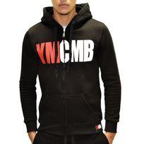 Ymcmb - Veste à Capuche - Homme - Hg600 - Noir