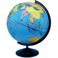Safetool - Globe geographique non lumineux d30