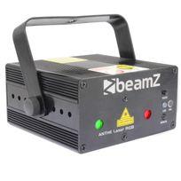 Beamz - Anthe Rgb Laser Rgb Télécommande incluse