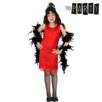 a6be0020cafa Costume pour petites filles style vestimentaire Charleston - déguisement  Taille - 3-4 Ans