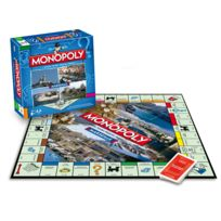 Winning Moves - Monopoly Marseille