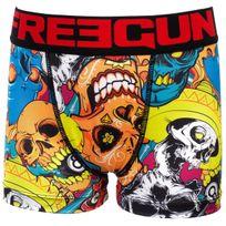 Freegun - Sous vêtement boxer Sku noir/rge boxer jr Noir 56229