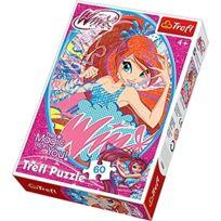 Trefl - 17254 - Puzzle Classique - Winx - 60 PiÈCES