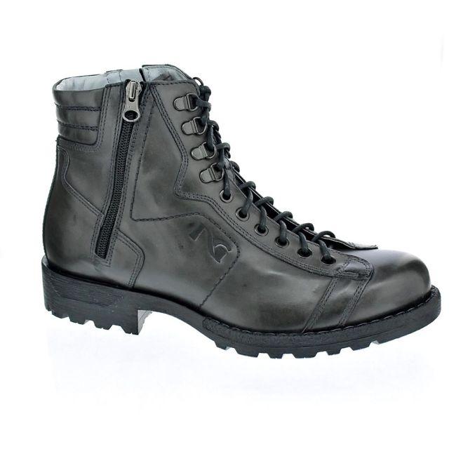 Homme Achat Nero Pas Giardini Cher Bottes Chaussures Modele 5490 UESR7nv