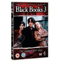 Channel 4 Dvd - Black Books - The Complete Series 3 IMPORT Dvd - Edition simple