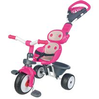 SMOBY - Tricycle Baby Driver Confort - Rose - 740600