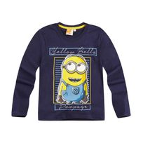 Minion - s Garcon Tee-shirt manches longues