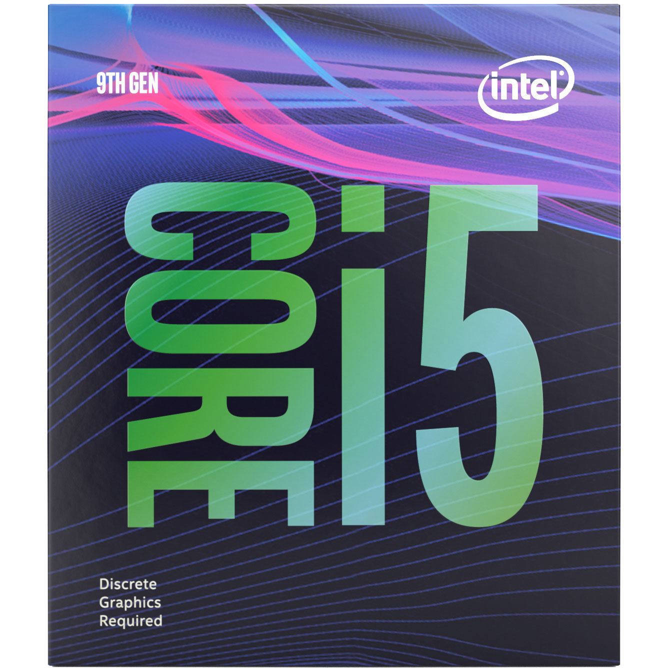 Processeur Core i5 9600K Intel