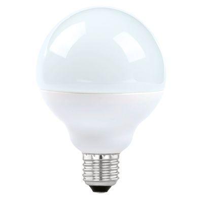 eglo ampoule led e27 12w globe g90 1055 lumens 4000k blanc lighting 11489 pas cher achat. Black Bedroom Furniture Sets. Home Design Ideas
