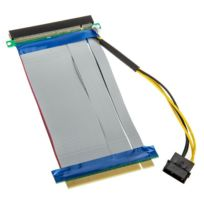 KOLINK - 5999094001138 PCI Express x16 vers x16 Riser Tuning \ Câble tuning PC attendu 1 PCI Express x16 vers x16 Riser