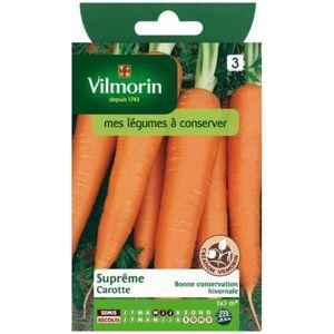 Vilmorin sachet graines carotte supr me pas cher achat for Vilmorin graines