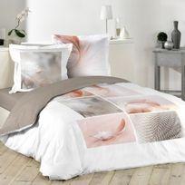 housse couette plume achat housse couette plume pas cher rue du commerce. Black Bedroom Furniture Sets. Home Design Ideas