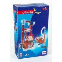 KLEIN - VILEDA - Chariot de ménage avec aspirateur - 6742