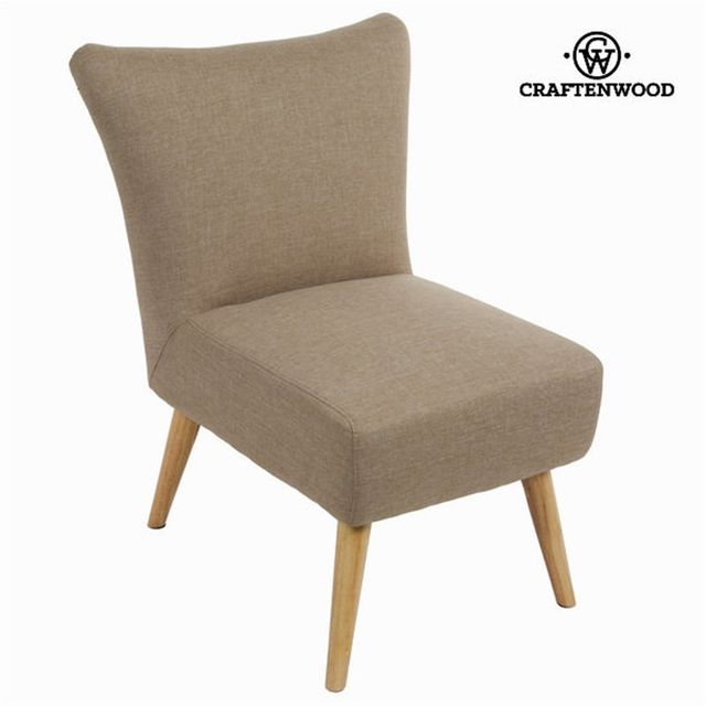 Craftenwood Fauteuil sixty beige - Collection Love Sixty by