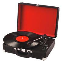 BLUESKY - Platine vinyle - BBTR30 - Noir