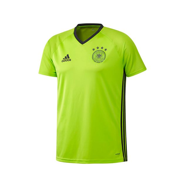 Adidas performance - Maillot Training Allemagne Vert Junior