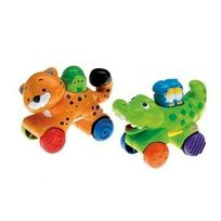 FISHER PRICE - Animaux Presse and Go - N8160