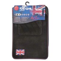 Red Sign - 4 tapis moquette Union Jack