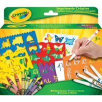 Crayola - Imprimerie créative