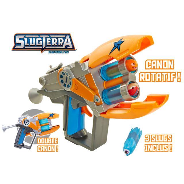 Giochi Preziosi Pistolet Slugterra Blaster Double Canons