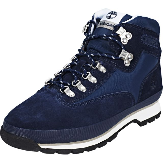 Timberland Euro Hiker Chaussures Homme FabricLeather