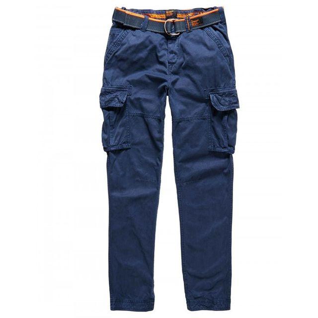 Vente Core Pantalon Lite Cargo cher pas Achat Pantalon Superdry homme RueDuCommerce 10qwd5