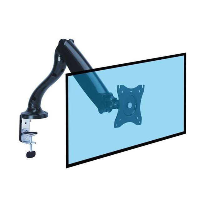 Kimex Support de bureau Full Motion 1 écran Pc 13''-27