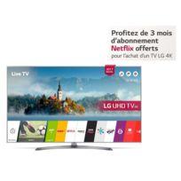 LG - TV LED 49'' 123cm 49UJ750V