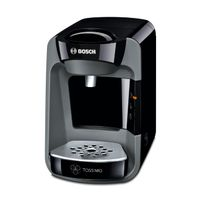 Bosch - Machine multi-boissons - All Black - TAS3702 - Noir