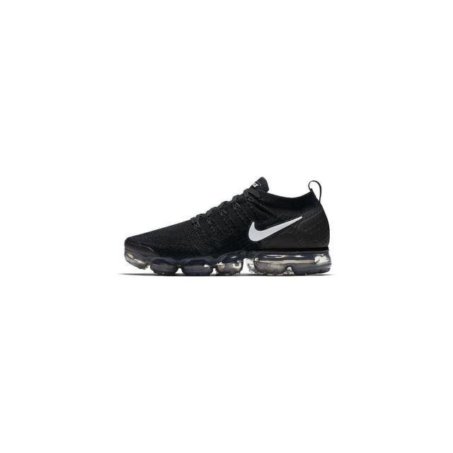 half off 854a1 3325a Nike - Air VaporMax Flyknit 2 - 942842-001 - Age - Adulte, Couleur - Noir,  Genre - Homme, Taille - 41 - pas cher Achat  Vente Baskets homme -  RueDuCommerce