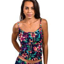 539c2238b4 Sunplaya - Haut de maillot de bain Tankini Sun Playa Bora Bora Bleu Marine