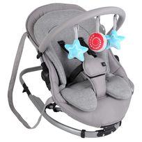 TEX BABY - Transat bébé reducteur avec balancelle, multipositions