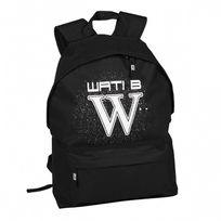 Wati B - Sac à dos 43 Cm Logo Blanc