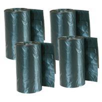 Divers Marques - 4 rouleaux de 20 sachets de rechange