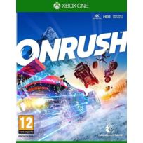 CodeMasters - OnRush