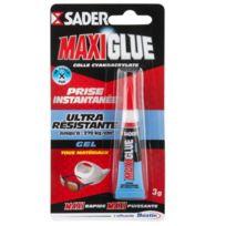 Sader - 40 unités de Colle Maxiglue Cross Gel 3 Grammes - 179841