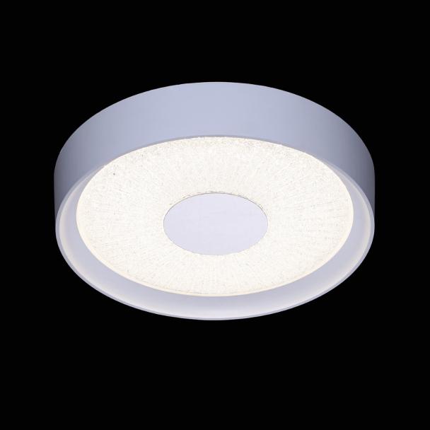Kosilum - Lustre Plafonnier Spot Led Rond 35 cm - Luciole 100cm x 100cm x 7.5cm