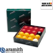 Aramith - Billes Pool 57 mm