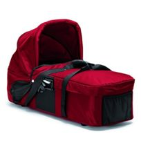Baby Jogger - Poussette 3 Roues Compact Carrycot Cramoisi