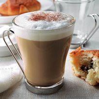 Bormioli Rocco - Tasses cappuccino en Verre 22cl lot de 3