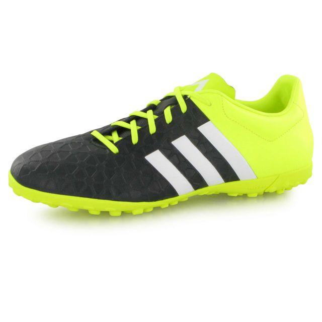 big sale a9ef2 e0532 Adidas - Ace 15.4 Tf noir, chaussures de football homme Jaune - 46 2 3 -  pas cher Achat   Vente Chaussures foot - RueDuCommerce